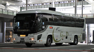 西日本JRバス「グランドリーム大阪2号」 2129 アイキャッチ用 480