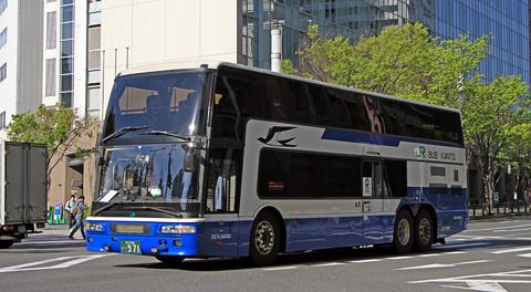 JRバス関東「中央道昼特急13号」乗車記 ~ラストラン前の惜別乗車(?)~