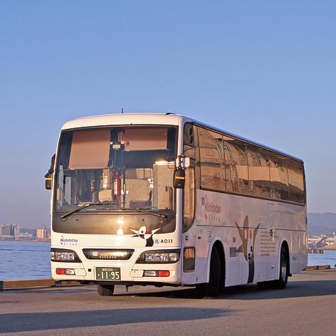 西鉄高速バス 4011 ファビコン用