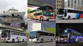 【名鉄バス・西日本JRバス・西鉄・明光バスなど】長旅に出ておりました 480