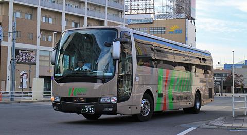 弘南バス「スカイ号」 ・992 アイキャッチ用 480