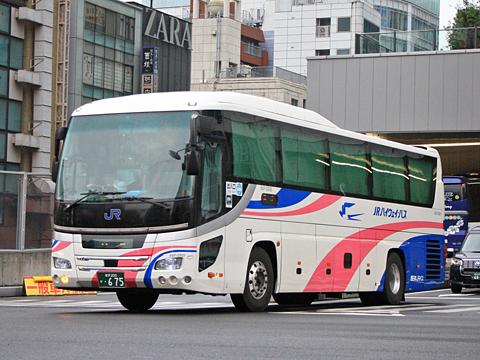 西日本JRバス「金沢エクスプレス」 金沢 ・675