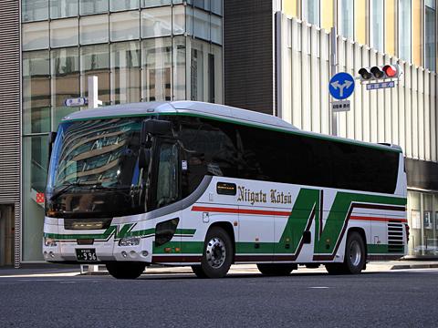 新潟交通「新潟名古屋線」 ・996_01
