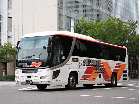 南海バス「サザンクロス」酒田線  ・406_501