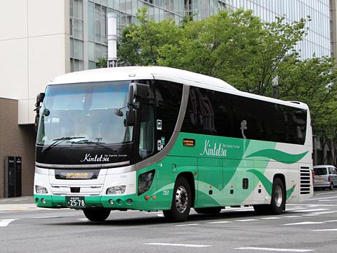 近鉄バス「カルスト号」 2257