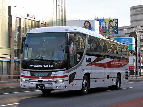 西東京バス「オレンジライナー」 2417_201 (2)