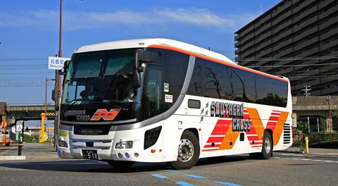 南海バス「サザンクロス」長岡線 ・518 アイキャッチ用 480_02