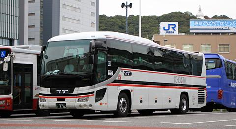 一畑バス「みこと号」 ・836 アイキャッチ用 480