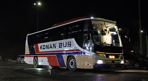 弘南バス「ブルーシティ号」 1127 アイキャッチ用 480
