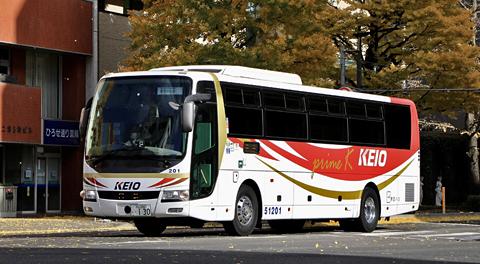 京王バス「広瀬ライナー」夜行便 51201 アイキャッチ用 480