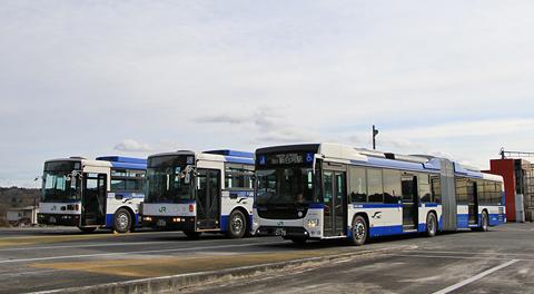 JRバス関東 新旧連節バスフォトツアー アイキャッチ用 480