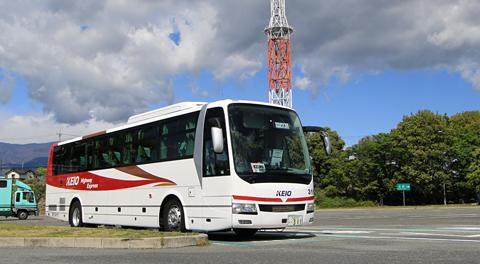 京王バス「中央高速バス白馬線」 51311 アイキャッチ用 480