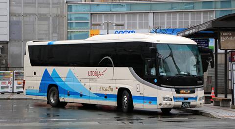 山交バス「特急山形仙台線」 1502(「アルカディア号」専用車) アイキャッチ用 480