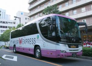 ウィラーエクスプレス西日本「ビジネスクラス」