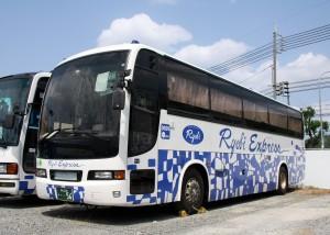 両備バス「ペガサス号」・・56