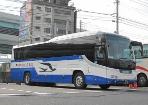 中国JRバス「出雲路号」・394