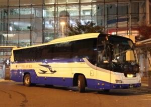 中国JRバス「出雲路号」・441