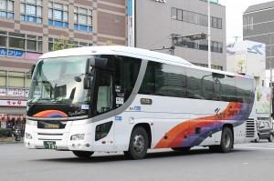 九州産交バス「サンライズ号」・707
