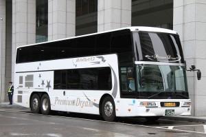 西日本JRバス「プレミアムドリーム」1509