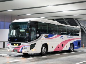 西日本JRバス「高知エクスプレス大阪号」