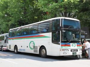 西武バス「関越高速バス新潟線」1293