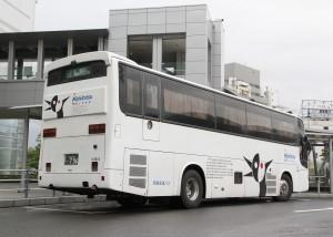 西鉄高速バス「さぬきEXP福岡号」・796_02(高松駅にて)