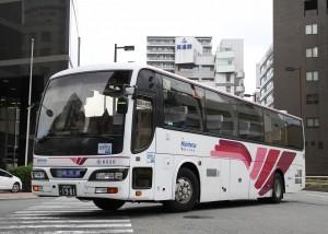 西鉄高速バス「桜島号」1981