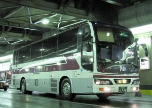 阪急バス「よさこい号」1736 02