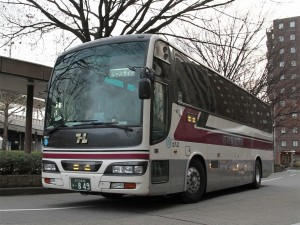 阪急観光バス「ムーンライト号」・849