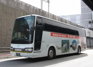 鹿児島交通観光バス「桜島号」・431