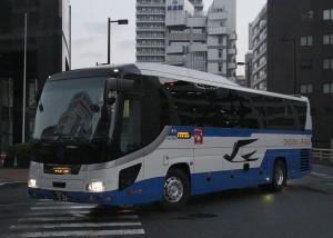 中国JRバス「出雲路号」・536