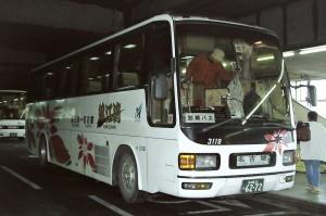 懐かしの名鉄グループ夜行高速バス