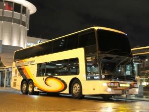 四国高速バス「ハローブリッジ号」・386(H24.02.18)