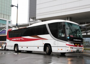 西東京バス「ハローブリッジ号」1371