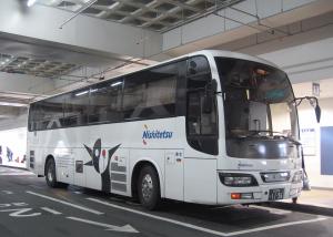 西鉄「どんたく号」1196