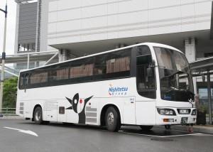 西鉄高速バス「さぬきEXP福岡号」・796_01(高松駅にて)