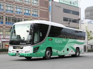 近鉄バス「オランダ号」京都2366