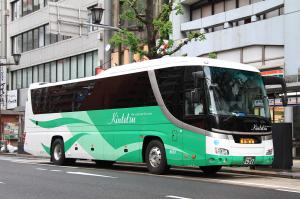 近鉄バス「フライングライナー」2927
