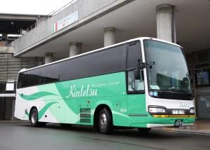 近鉄バス「国虎号」京都2497