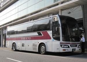 阪急バス「えひめ号」・827