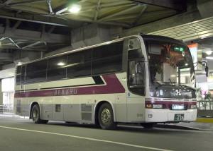 阪急バス「アルペン長野号」・658