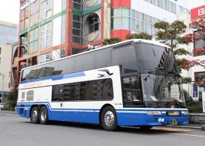 JRバス東海バス「オリーブ松山号」・616