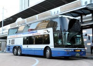 JRバス東海バス「ドリームなごや3号」2520