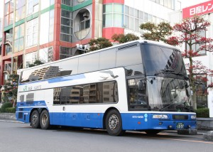 JRバス関東「ドリーム高松松山号」1097