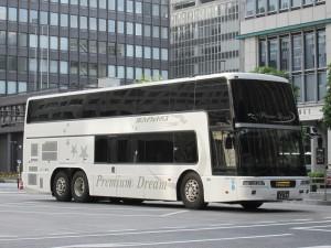 JRバス関東「プレミアムドリーム号」1625(H23.05.22)